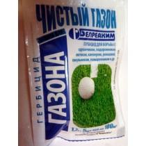 Системный гербицид Чистый газон (1,7 г + 5 мл)