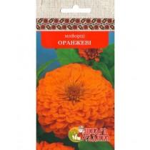 Цинія (Майорці) Оранжева (0,5г)