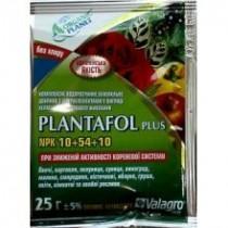 Плантафол плюс; 10-54-10; цвітіння 25г