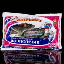 Щелкунчик тісто 200г